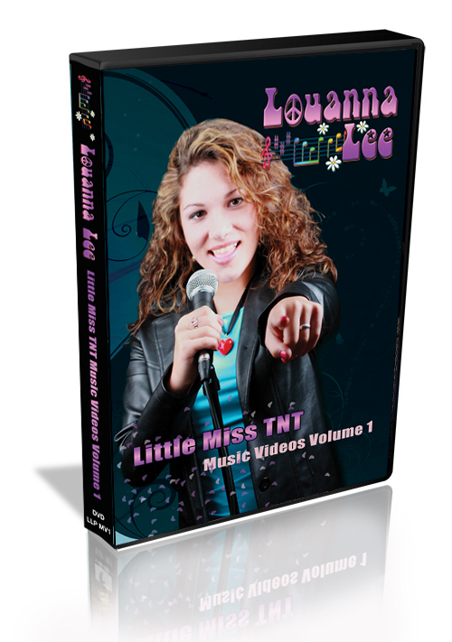 LITTLE MISS TNT: THE VIDEO COLLECTION VOLUME 1